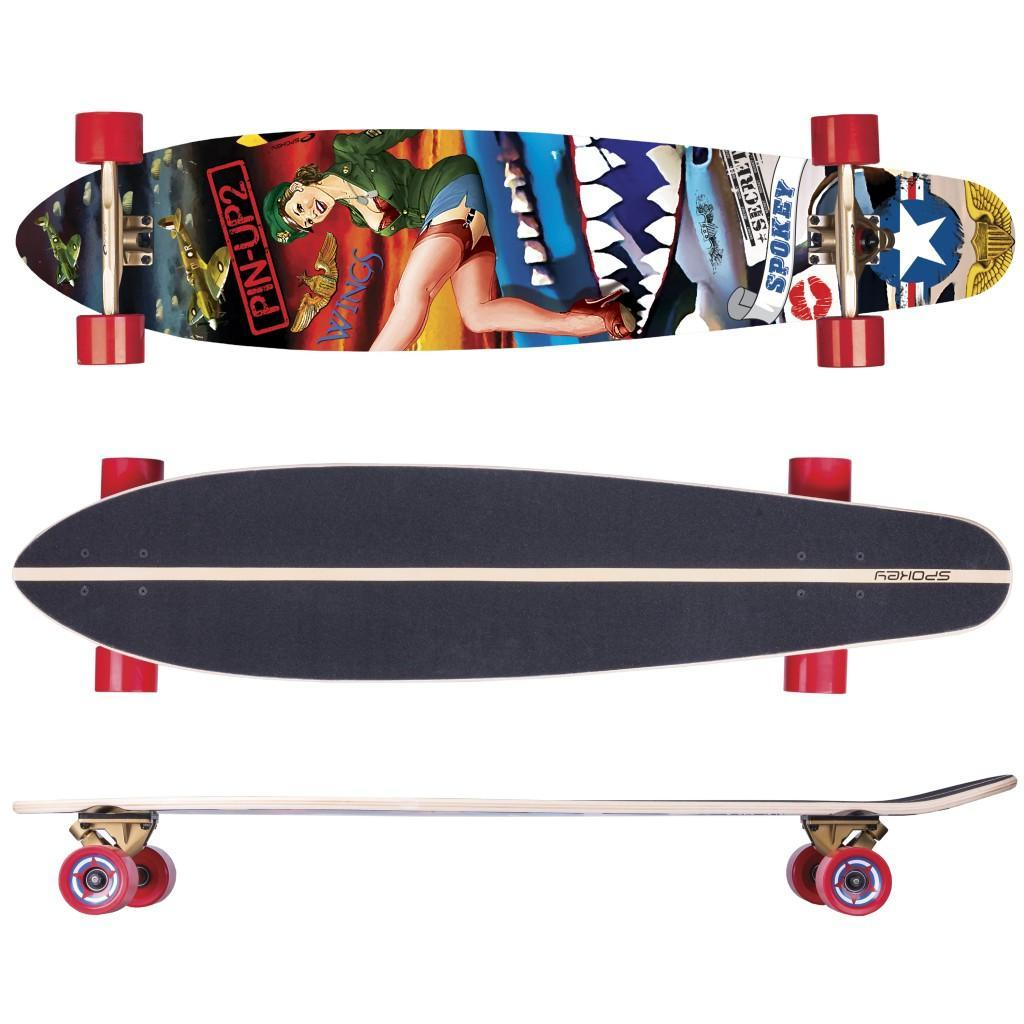 Spokey Pin-up II longboard