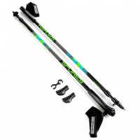 Spokey Zigzag II Green Nordic Walking bot
