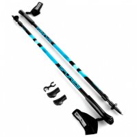 Spokey Zigzag II Blue Nordic Walking bot